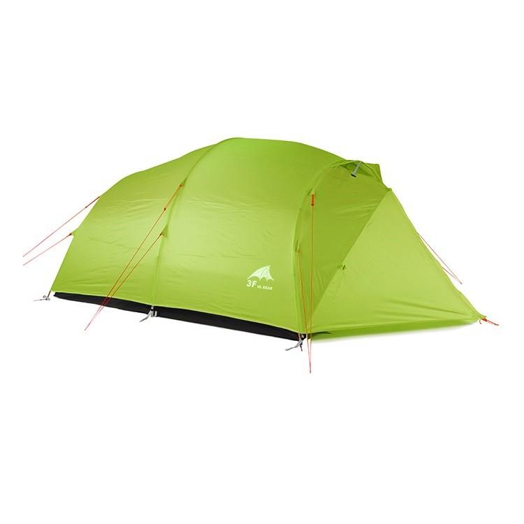 三峰出 晴空四人帳 24009 210T三季內帳(含地布) 登山帳篷 鋁合金輕量化帳篷 露營 野營