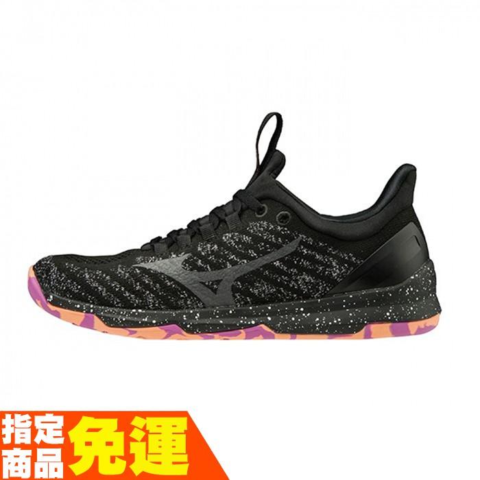 MIZUNO 無縫 襪套式 女室內健身訓練鞋 一般型 TC-01系列 黑 31GD190110 贈1襪 20SS