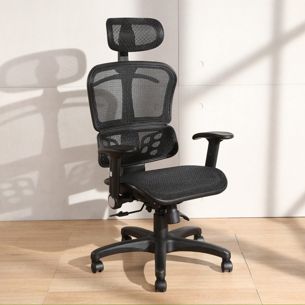 邏爵 LOGIS Coated造型電腦椅 全網椅 辦公椅 AD820