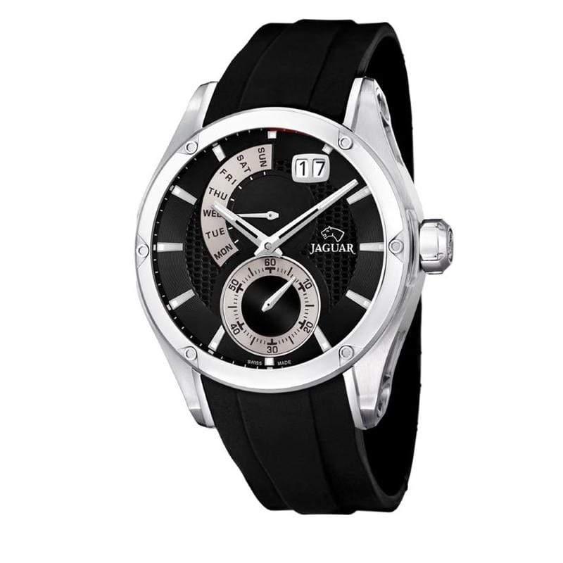 Special Edition 星期顯示石英錶(黑) -J678/2