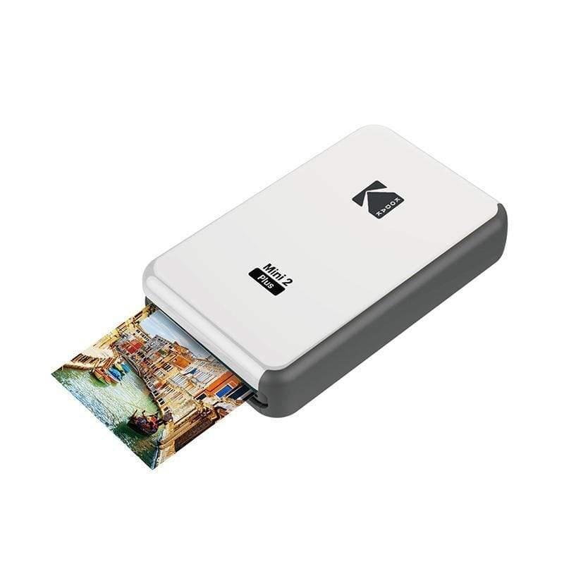 [促銷]柯達 P210 即可印口袋相印機(白)+50張相片紙+柯達束口袋