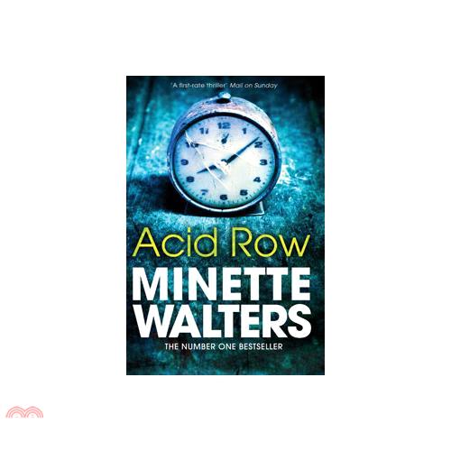 Acid Row【三民網路書店】[5折]
