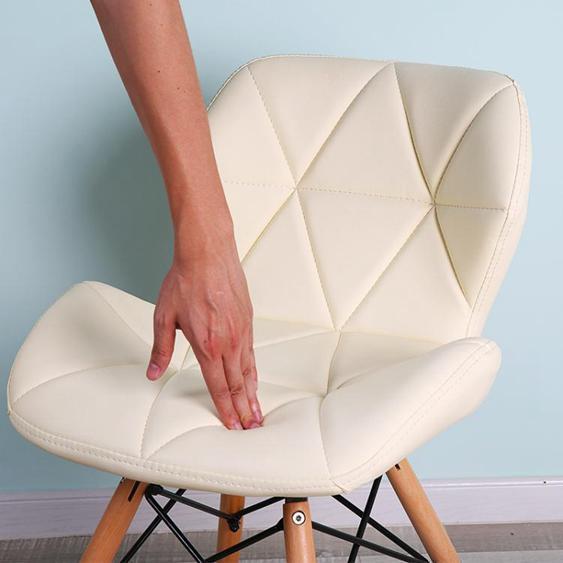 餐廳椅 椅子 現代簡約辦公椅靠背休閒寫字椅電腦椅學生椅子凳子家用餐椅