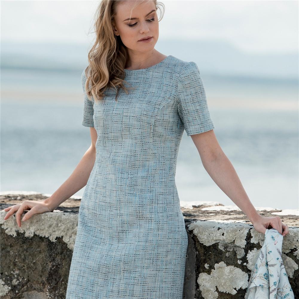 Magee 1866 Blue Mya Dress