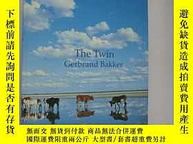 二手書博民逛書店The罕見Twin【上面很安靜 雙胞胎,赫布蘭德·巴克 著,戴維
