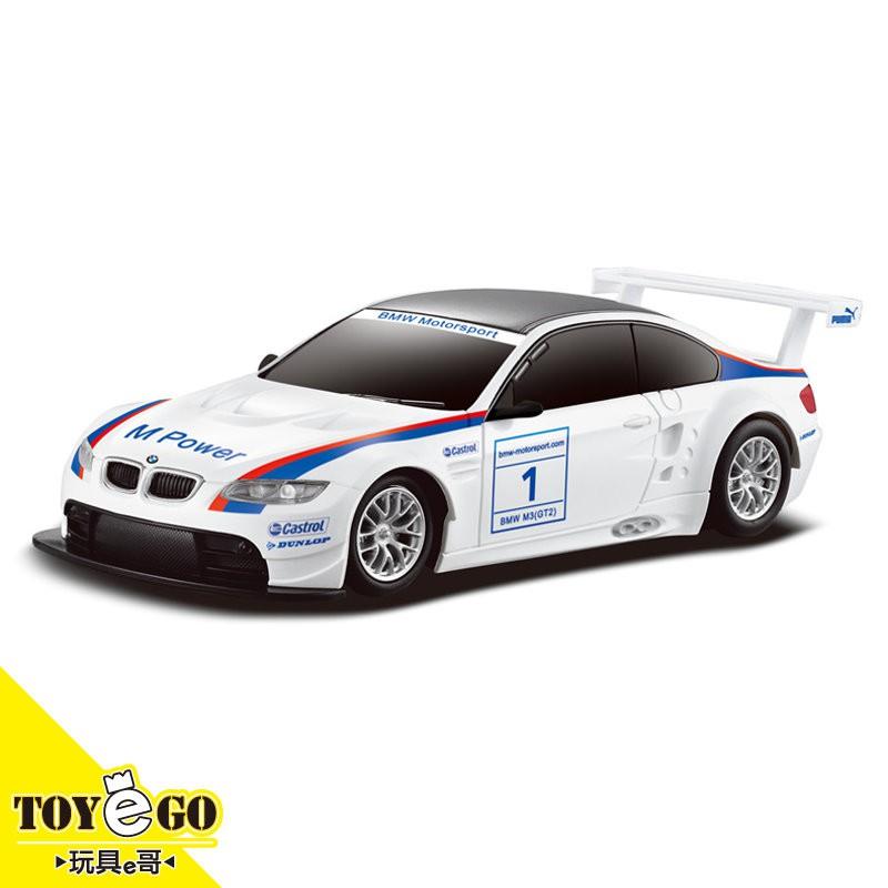 RASTAR 星輝 1/24 BMW M3 E92 GT4 遙控車 玩具e哥 30697