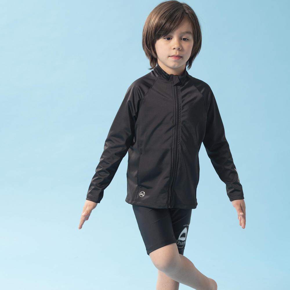 【SAIN SOU】兒童防曬外套 水陸兩用 A662001-01