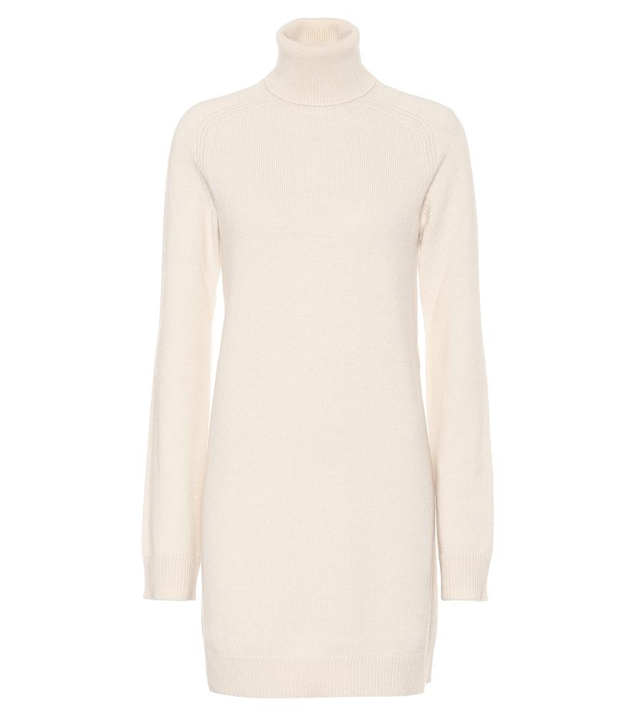 Exclusive to Mytheresa - Dunster cashmere turtleneck dress