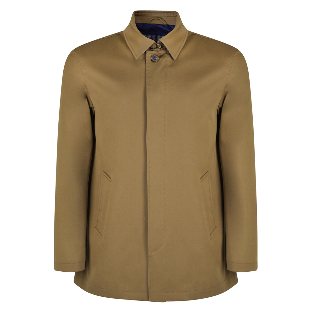 Magee 1866 Dark Taupe Delvin Water Resistant Mac