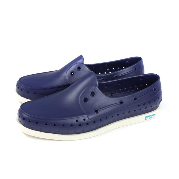 native HOWARD   深藍色 運動男鞋 11101100-4200 no974
