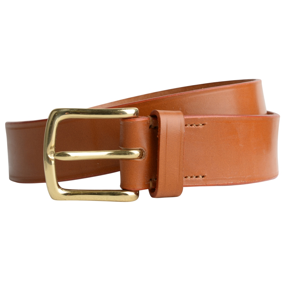Magee 1866 Men's Broadway Luxury Light Brown Belt