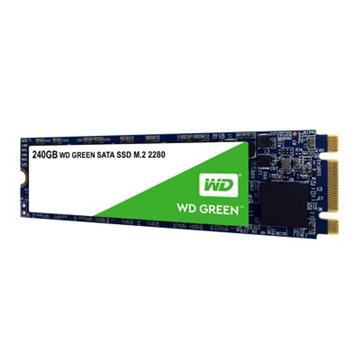 WD SSD Green系列-240G固態硬碟(3D TLC)(WDS240G2G0B)