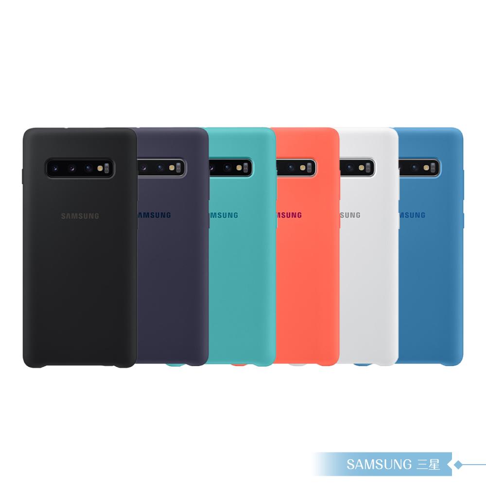 Samsung三星 原廠Galaxy S10+ G975專用 薄型背蓋【公司貨】矽膠材質
