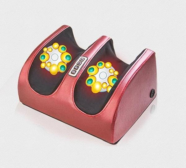 現貨-足療機按摩足療機加熱多功能小腿腳底足部穴位儀【送爸媽的禮物】 速出