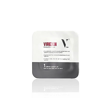 韓國 Virexin VQM 保濕貴婦面霜 1ml (單包) 面霜 乳霜 保濕霜 保濕 修護霜 貴婦面霜