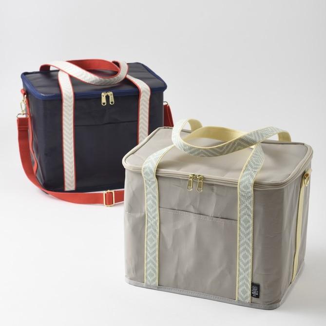 【日本BRUNO】野趣保溫保冷中型午餐袋BHK154