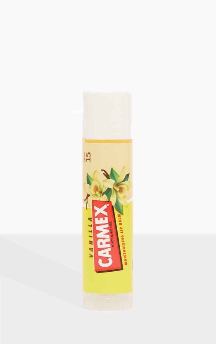 Carmex Vanilla Click Stick Lip Balm