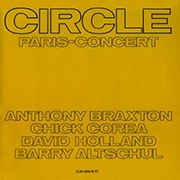 Circle: Paris Concert (2CD) 【ECM】