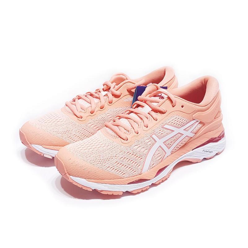 ASICS 亞瑟士 GEL-KAYANO 24 女慢跑鞋 T799N-1701