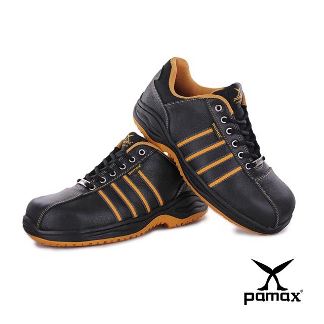 PAMAX 帕瑪斯【超彈力氣墊止滑安全鞋】餐飲飯店、鋼頭工作鞋、機能休閒鞋PA4202FEH