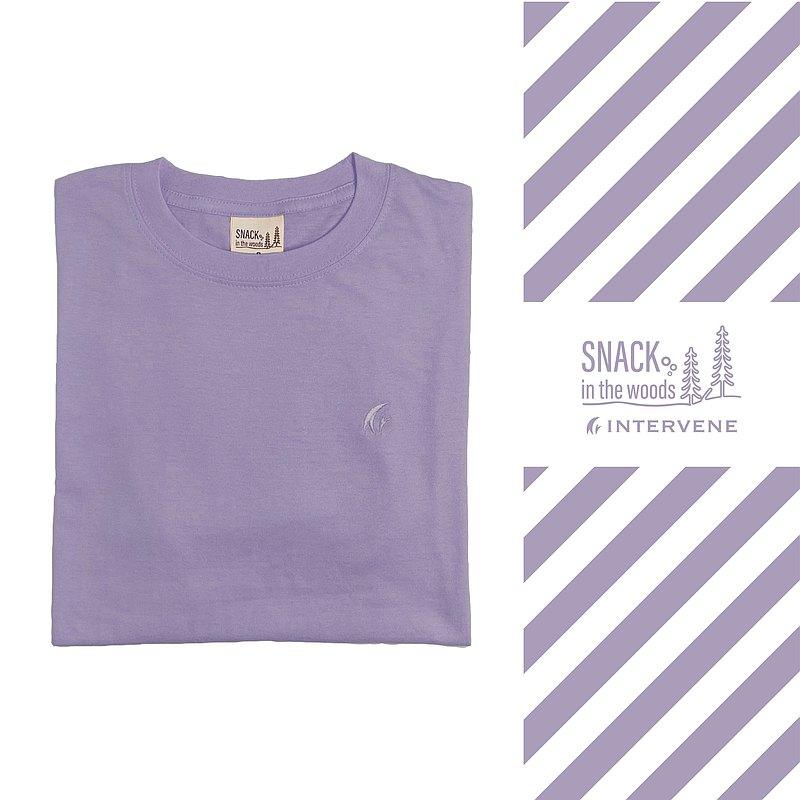 【SNACK in the woods】森林裡的下午茶- 淺紫  INTERVENE 共12色