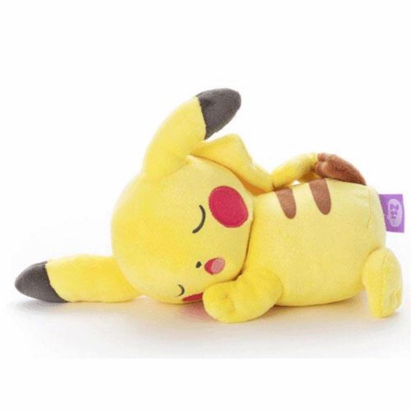 日本 趴睡玩偶 睡覺娃娃 睡覺 娃娃 玩偶 凱蒂貓 美樂蒂 小熊維尼 皮卡丘 寶可夢 黃色小小兵 馬克 pokemon