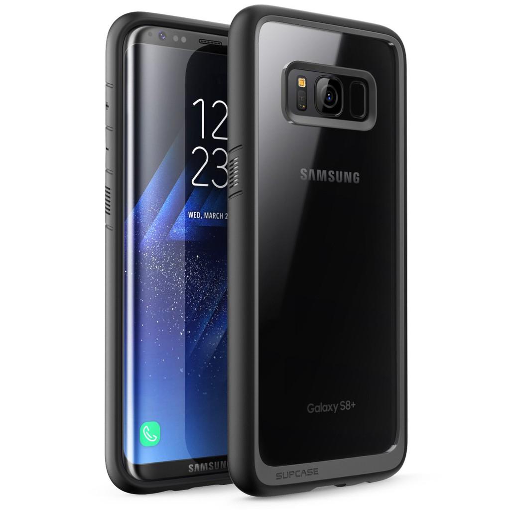 SUPCASE 三星 SAMSUNG Galaxy S8 S8Plus 軍規手機保護殼 黑