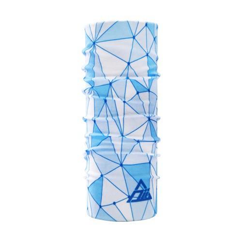 Oii Design 科技棉感(CoolMax)系列魔術頭巾-南極融冰
