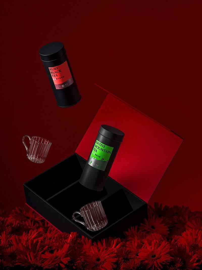渡茶 do cha丨渡茶 X HANSCHIU 瀚思 2020年 聯名款精裝茶禮盒
