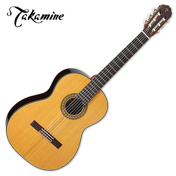 Takamine TMCJ-C132S 嚴選雪松面板 紫檀木背板 古典吉他-日本廠/ 原廠公司貨/ 附原廠琴盒