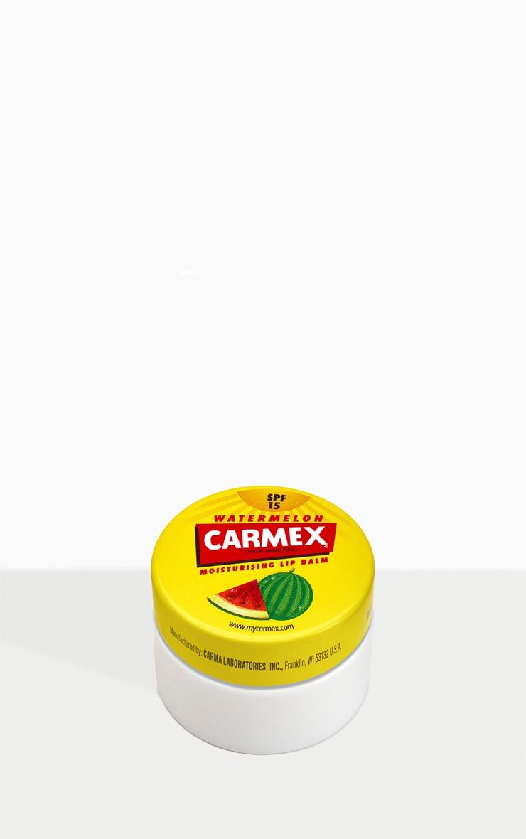 Carmex Watermelon Lip Balm Pot