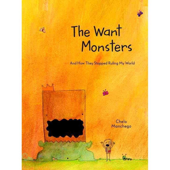 The Want Monsters ─ And How They Stopped Ruling My【禮筑外文書店】