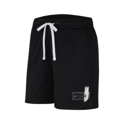 Nike 短褲 KD Basketball Shorts 男款 籃球 球褲 膝上 杜蘭特 抽繩 黑 白 CD0368010