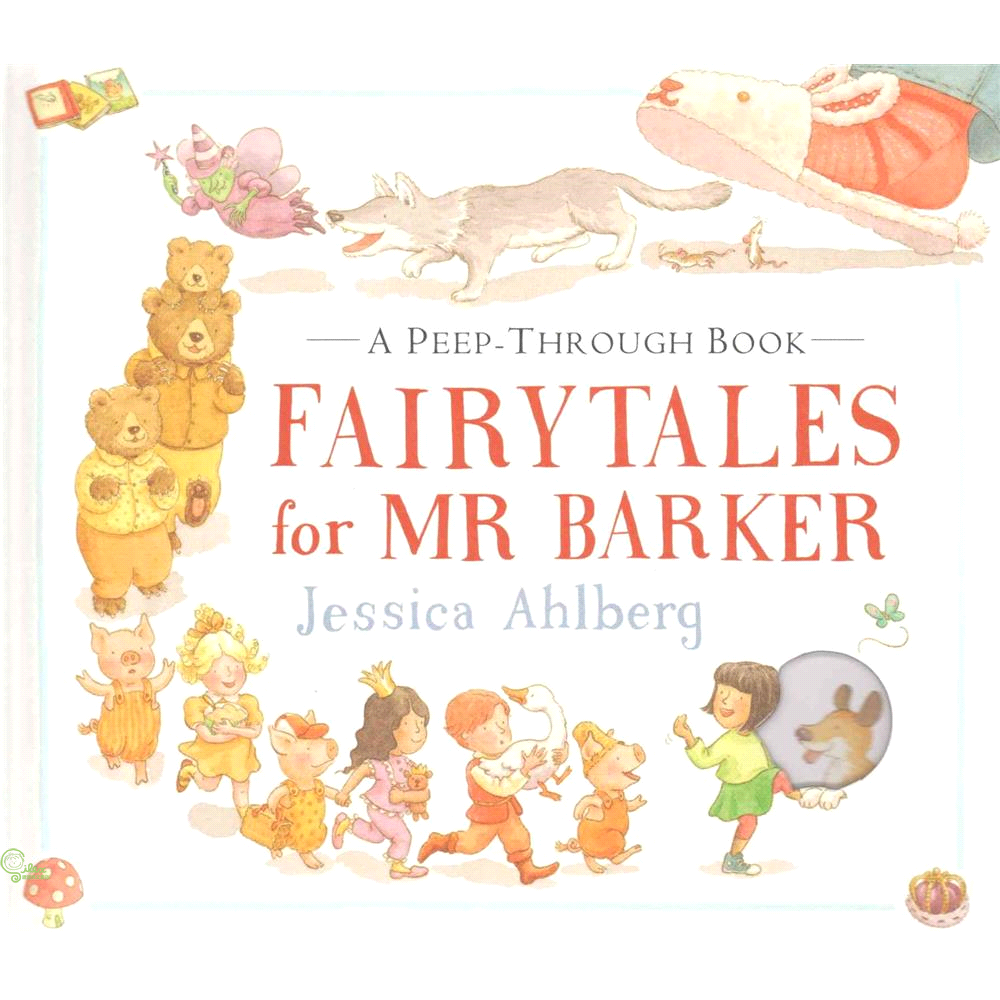 Fairytales for Mr Barker【禮筑外文書店】(精裝)[79折]