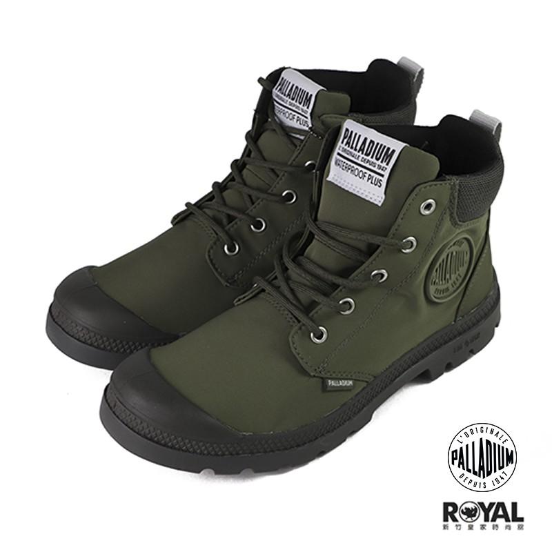 Palladium Pampa Lite 軍綠色 尼龍 防水 輕量 休閒鞋 男女款 NO.B1467【新竹皇家】