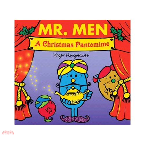 Mr Men A Christmas Pantomime【三民網路書店】[5折]
