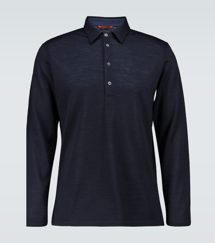 Mezolera Tonel knitted polo shirt