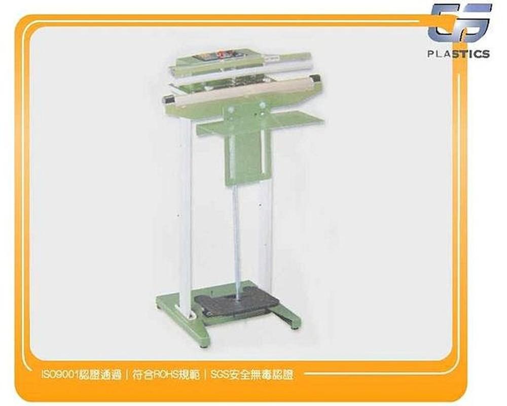 gs-i11足踏式瞬熱封口機,長75cm封口線寬可選0.27cm或0.5cm,可封金屬袋 7692元