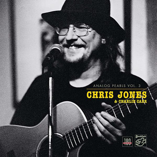 【停看聽音響唱片】【黑膠LP】克利斯.瓊斯與查理.卡爾:類比珠玉Vol.3