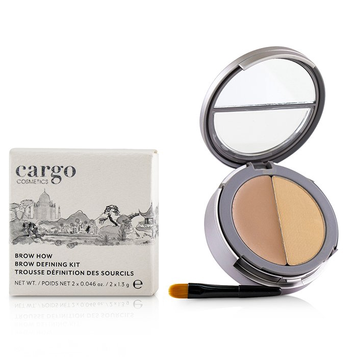 CARGO - 雙效遮瑕組合Double Agent Concealing Balm Kit