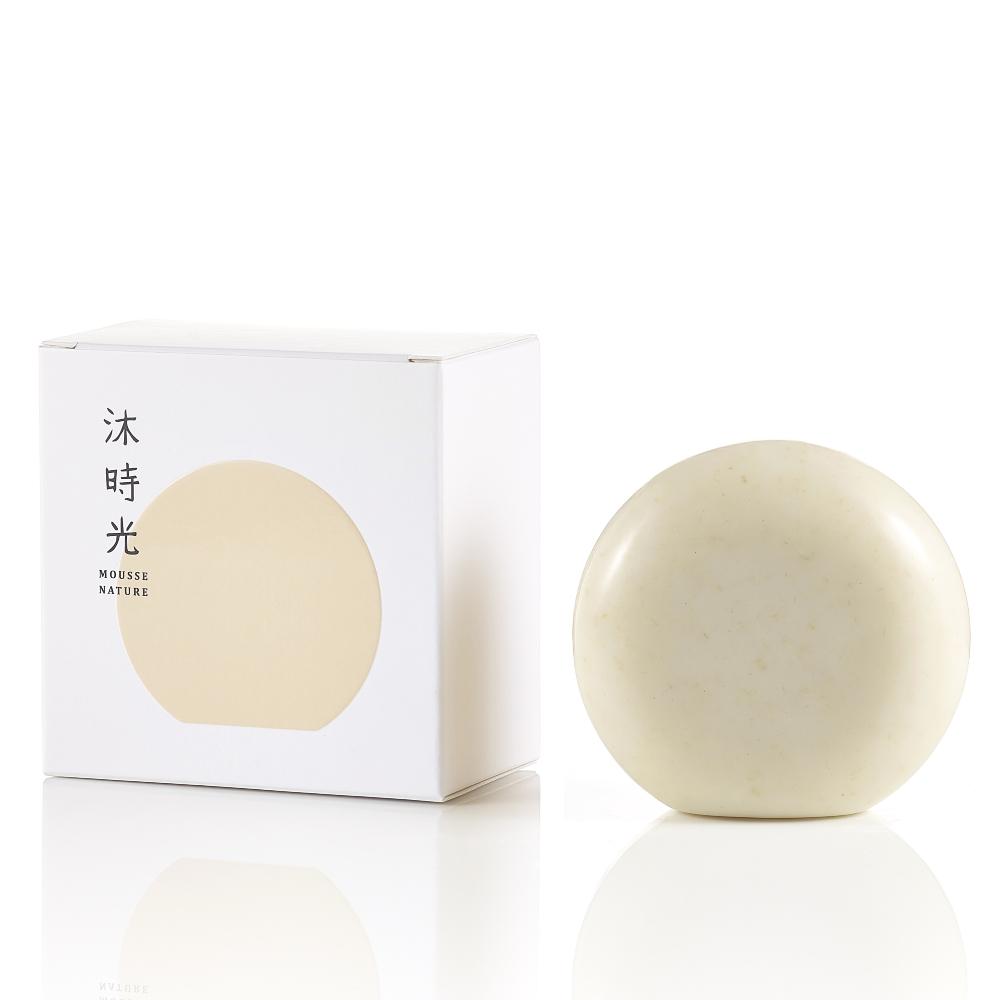 【沐時光】溫泉絲瓜膠原手工皂 香皂 肥皂 洗澡皂 洗臉皂 SOAP 110克