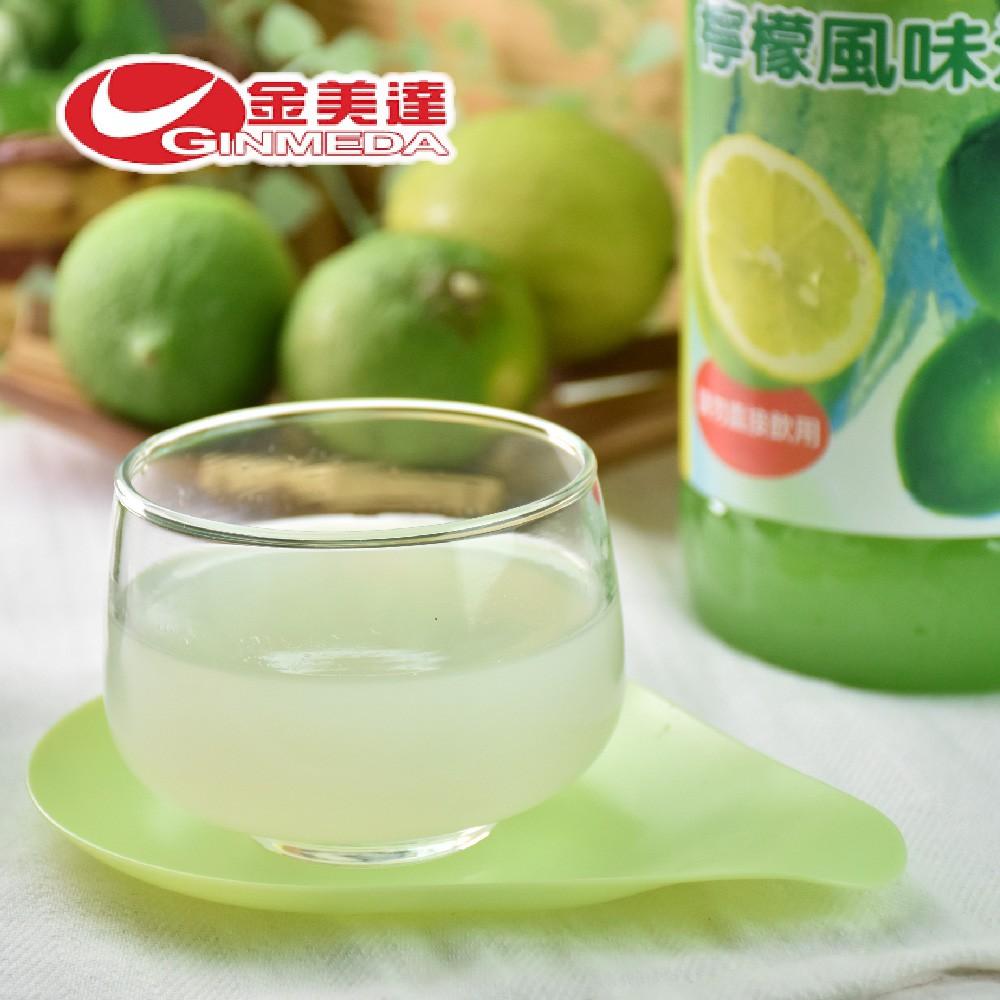 《金美達》檸檬風味汁(1050ml)(2罐)【蝦皮團購】