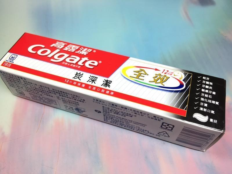 【八八八】e網購~【高露潔 炭深潔牙膏150g】718117牙膏 口腔清潔