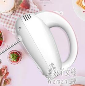 打蛋器電動家用小型手持自動打蛋機奶油打發器攪拌和面烘焙工具套 JY8311 夏洛特居家名品