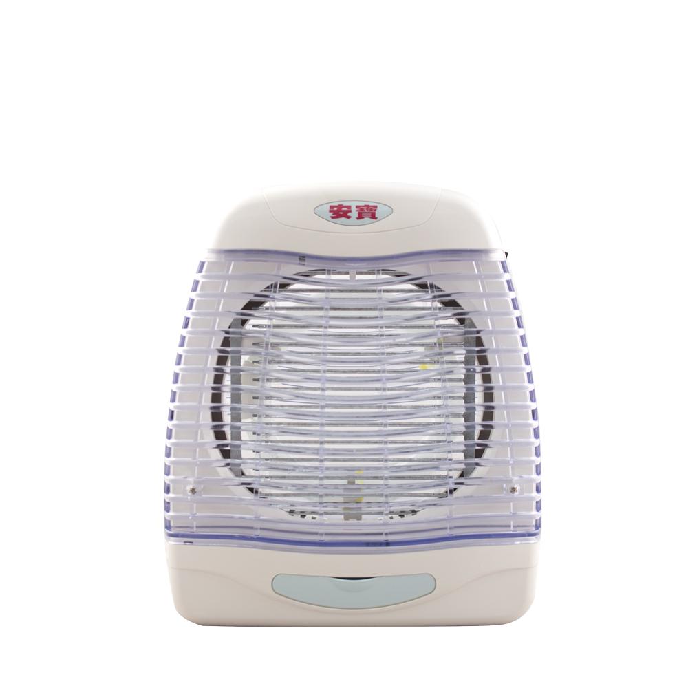 【Anbao安寶】 22W 電擊式直立壁掛二用捕蚊燈(AB-9722)