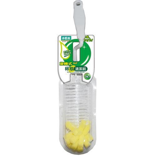多麼潔 旋轉式杯瓶清潔刷(C2110)【愛買】