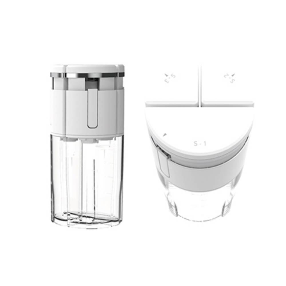 Tic Bottle 旅行分裝收納瓶 V2.0- 沐浴擴充組