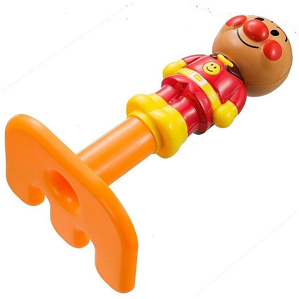 日本 麵包超人 ANPANMAN 挖沙耙玩具 (4383) 玩沙 戲水 -超級BABY