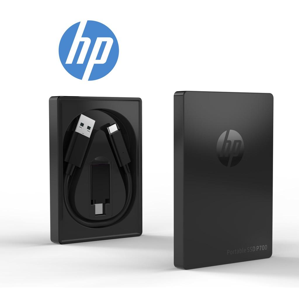 HP P700 外接式 SSD 512G Portable Type-C 固態硬碟