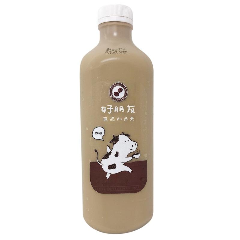 咖啡好朋友乳飲品1300ml到貨效期約6-8天